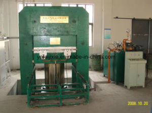 Vulcanizing Press Vulcanizer Rubber Plate Moulding Machine pictures & photos
