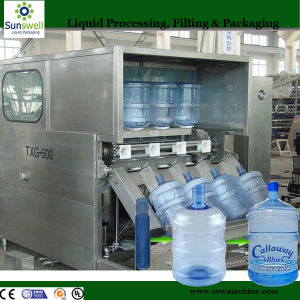 5 Gallon Water Bottle Machine Equipment for Small Manufacturing Machines (Sunswell) pictures & photos