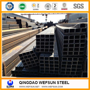 Q235 ERW Carbon Square Steel Pipe pictures & photos