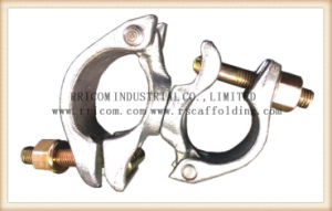 Galvanized Drop Forged British Swivel Coupler pictures & photos