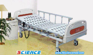 Economic Cheap Electric Hospital Bed with Two Functions pictures & photos