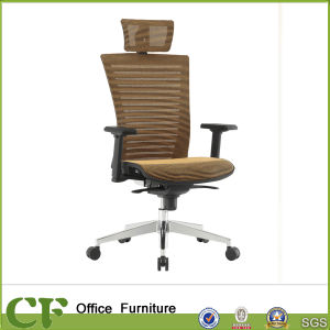 Brown Colour Mesh Chair for CEO CF-Ze04A pictures & photos