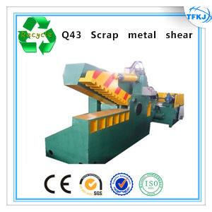 Q43-1600 Hydraulic Scrap Metal Alligator Shear (CE approved) pictures & photos