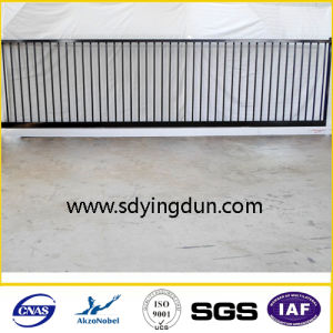 Aluminum Drive Way Gate Fencing