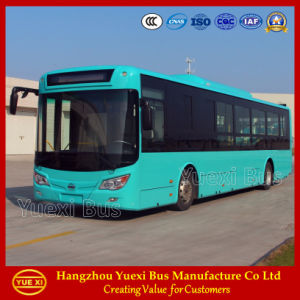 Cheap Low Floor City Bus