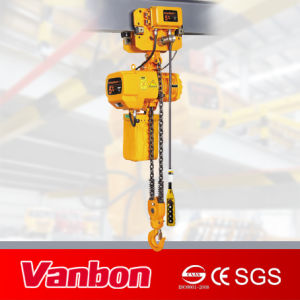5t Electric Chain Hoist/5ton Hoist/Hoist Lift (WBH-05002SE) pictures & photos