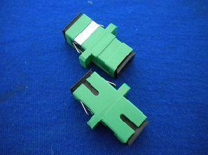 Factory Pricing Sc/APC Simplex Fiber Adaptor