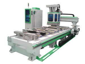 Ptp CNC Machining Center with High Precision pictures & photos