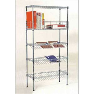Metal Book Shelf (YG-2608MLN)