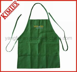 Customized Waist Cotton Cooking Kitchen Apron pictures & photos