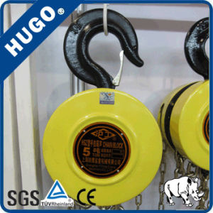 Hand Chain Lift Hoist, Made in China Equipment pictures & photos