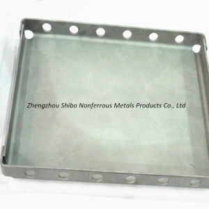Pury Molybdenum Tray, 99.95% Molybdenum Tray, Tzm Tray pictures & photos