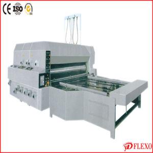 Semi Auto Chain Feeder Flexo Printing Slotter (ZKY 2000)