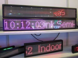 16 Inch Gas Station LED Price Sign With Outdoor Waterproof IP65