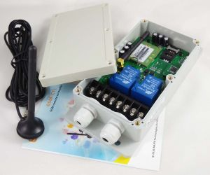 Double Big Power Output GSM Relay Remote Controller pictures & photos