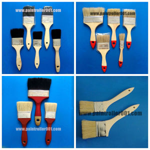Bristle Paint Roller Brush or Paint Brush pictures & photos