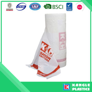 Disposable Plastic Clothes Bag in Rolls for Laundry pictures & photos