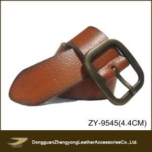 Top Grain Cowhide Leather Man Belt (ZY-9545)