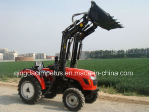 Sh264 4WD Farm Tractor with Fel Hot Selling in Africa pictures & photos