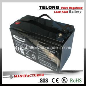 12V100ah Deep Cycle / Gel Solar Power Battery (CE, RoHS, UL) pictures & photos