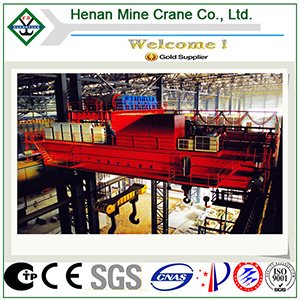 Hot Metal Crane for Steel Mill pictures & photos