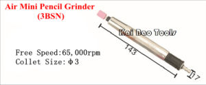 Pneumatic Air Pencil Grinder for Deburring and Grinding pictures & photos