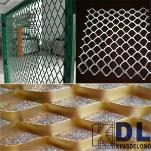 Aluminum Expanded Metal for Decoration pictures & photos