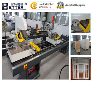 Vinyl Profile Window Making Machine