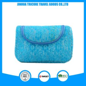 Fashion Toiletry Travel Makeup Bag Lace Wash Bag pictures & photos