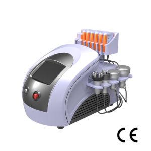 5 in 1 Lipo Laser+Vacuum+Cavitation+RF Slimming Machine (MB660plus) pictures & photos