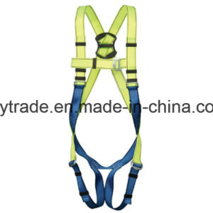 Gulfe Warehouse Adjustable Safety Harness Full-Body Picker / Pass Through Legs pictures & photos