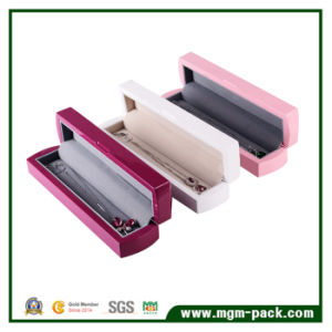 Hot Sale High Glossy Wooden Customized Jewellery Box pictures & photos