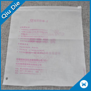 China Factory Supply Transparent EVA Garment Packaging Bag pictures & photos