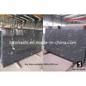 Natural Snow Grey Granite Stone Big Slab for Wall Cladding pictures & photos