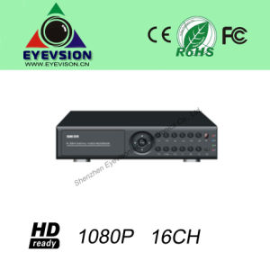 16CH H. 264 HD (1080P) IP Camera Security NVR (EV-CH16-H1406A) pictures & photos