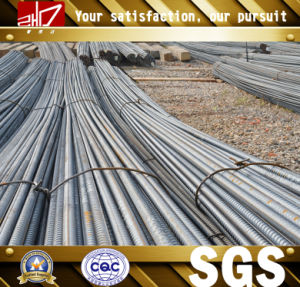 JIS Hot Rolled Steel Rebar (14mm) pictures & photos