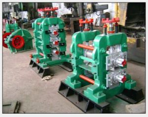 Steel Hot Rolling Mills for Bars