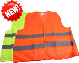 Auto Reflective Safety Vest Car Emergency Reflective Safety Vest pictures & photos