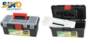 "16"" Plastic Tool Box for Storage Hand Tools (SF-G586) pictures & photos"