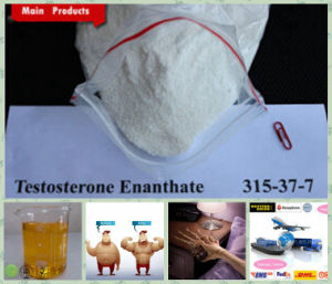 Semi-Finished Liquid 300mg/Ml Testosterone Enanthate for Muscle Enhancers pictures & photos
