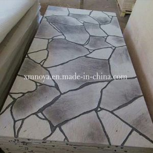 Decorative Indoor Sound Insulation Fiber Stone Board for Wall pictures & photos