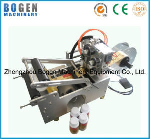 Small Round Bottle Labeling Machine with Ce Certificate pictures & photos