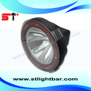 "35W Offroad Vehicle Round 9"" HID Working Light"