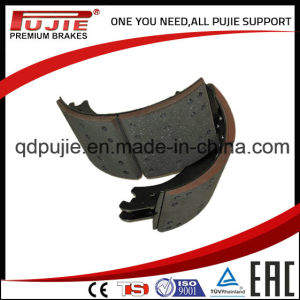 Truck Spare Parts Non Asbestos 4715 Brake Shoe with Kit (PJTBS002) pictures & photos