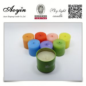 3X6 White Pillar Candle pictures & photos