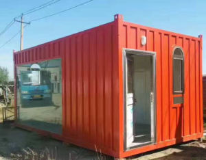 Modular Living Folding Shipping Prefabricated Container Home pictures & photos