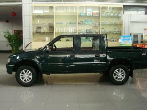 Isuzu 4X4 Double Row Cabin Diesel Pick up (QL1030XGDSB)
