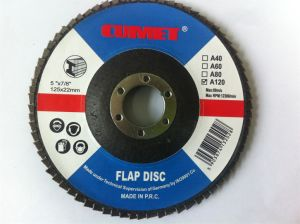 Flap Disc -125X120# pictures & photos