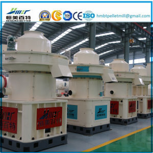 1.2t Ring Die Vertical Dobule Sizes Grass Wood Sawdust Alfalfa Bamboo Pellet Mill pictures & photos