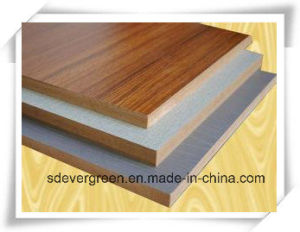 High Quality 18mm Melamine MDF for Furniture pictures & photos